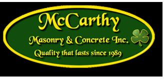 McCarthy Masonry & Concrete, Inc
